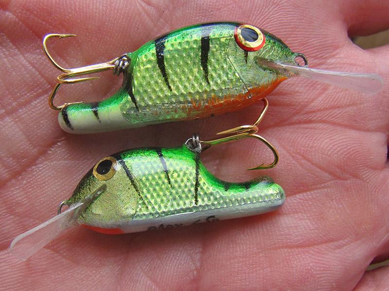 voblere care stiu sa evite la maximum agatatorile, destinate pt. pescuitul cleanului in zone cu agatatori sau chiar bradis